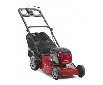 Mountfield S46 PD Li 46cm Self Propelled 80V Lawnmower